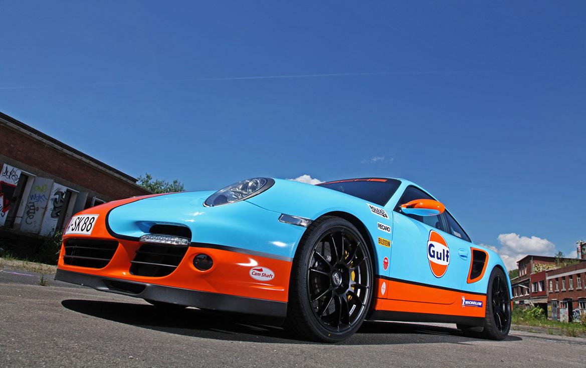 Cam Shaft Porsche 997 Turbo 12 19