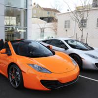 Apple estaría en conversaciones para adquirir el fabricante de automóviles McLaren