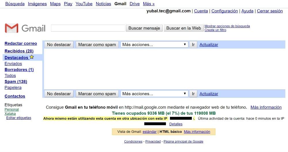 Gmail Html