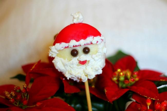 Recetas de navidad para hacer con ni os pap noel hecho - Como hacer cosas para navidad ...
