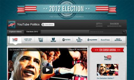 YouTube ofrecerá en directo y sin restricciones geográficas los debates previos a las elecciones en EEUU