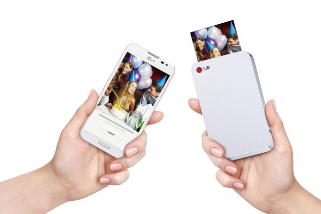 LG Pocket Photo ya está en España