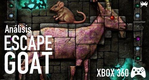 'EscapeGoat'paraXbox360:análisis