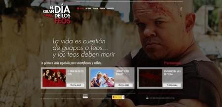 Gratis dos capítulos: 'El Gran Día de los Feos' la primera serie española para smartphone y tablet