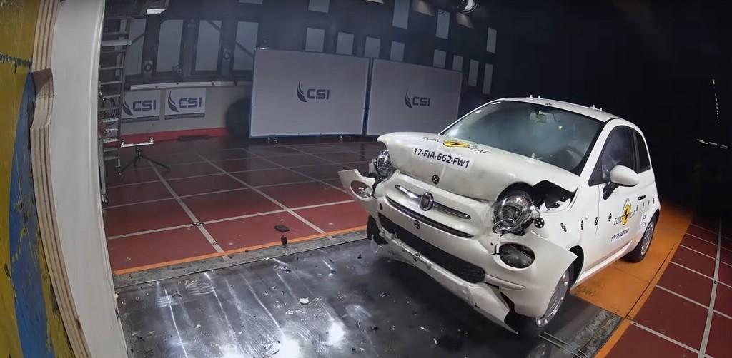 Nuevo Clásico Fiat 500F Delante Emblema Insignia Bigote Alas Plástico