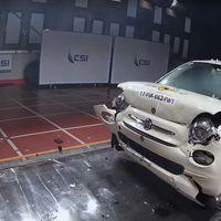 Audi Q5, Land Rover Discovery y Toyota C-HR se llevan el sobresaliente de Euro NCAP mientras el Fiat 500 se pega un batacazo