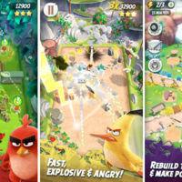 A calentar motores para el estreno de la película: Rovio lanza el nuevo 'Angry Birds Action'