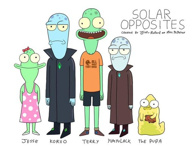 Solar Opposites Rick And Morty