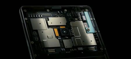 Xiaomi Mi Mix Interior