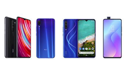 Así queda la gama media de Xiaomi con la llegada del Xiaomi Mi 9 Lite