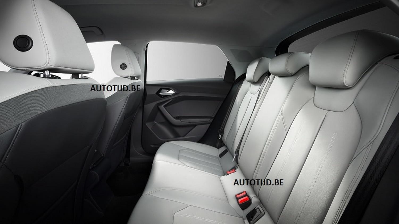 2018 Audi A1 mkII 38