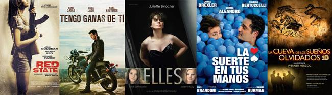 Estrenos del 22 de junio en cines