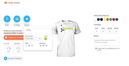 Tener la camiseta personalizada perfecta no podría ser más fácil gracias a este portal colombiano