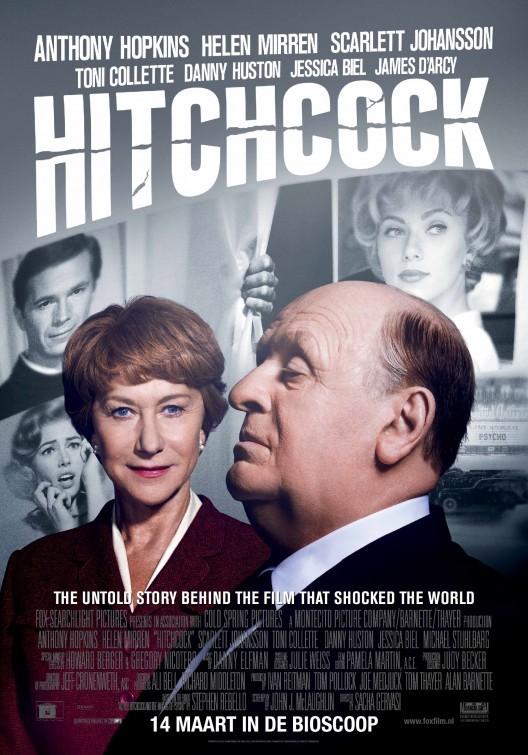 Foto de 'Hitchcock', carteles (4/5)