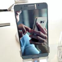 Samsung Galaxy Note 5, primeras impresiones