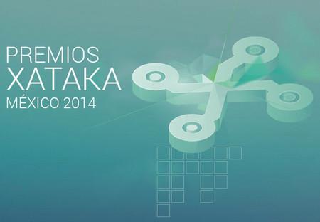 Bienvenidos a los premios Xataka México 2014