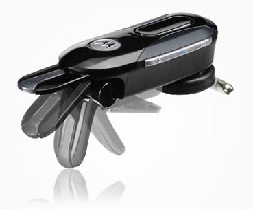 Motorola H17, un manos libres tipo clamshell