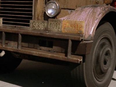 Cuando elegir un camión es la parte más importante de un casting: 'El Diablo sobre ruedas'