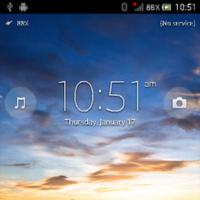 Así se verá Android 4.1 Jelly Bean en el Sony Xperia S