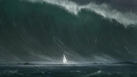 El MIT desarrolla un sistema que alerta a los marineros de la llegada de olas gigantes