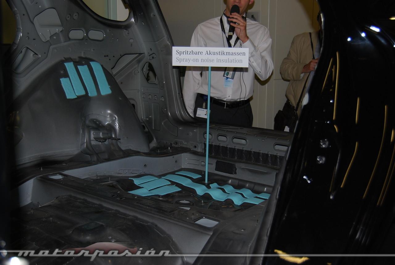 Foto de Mercedes-Benz Clase M 2012 (presentación estática) (17/38)