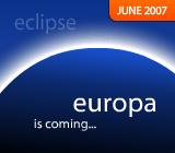 Eclipse Europa, nueva versión del entorno de programación