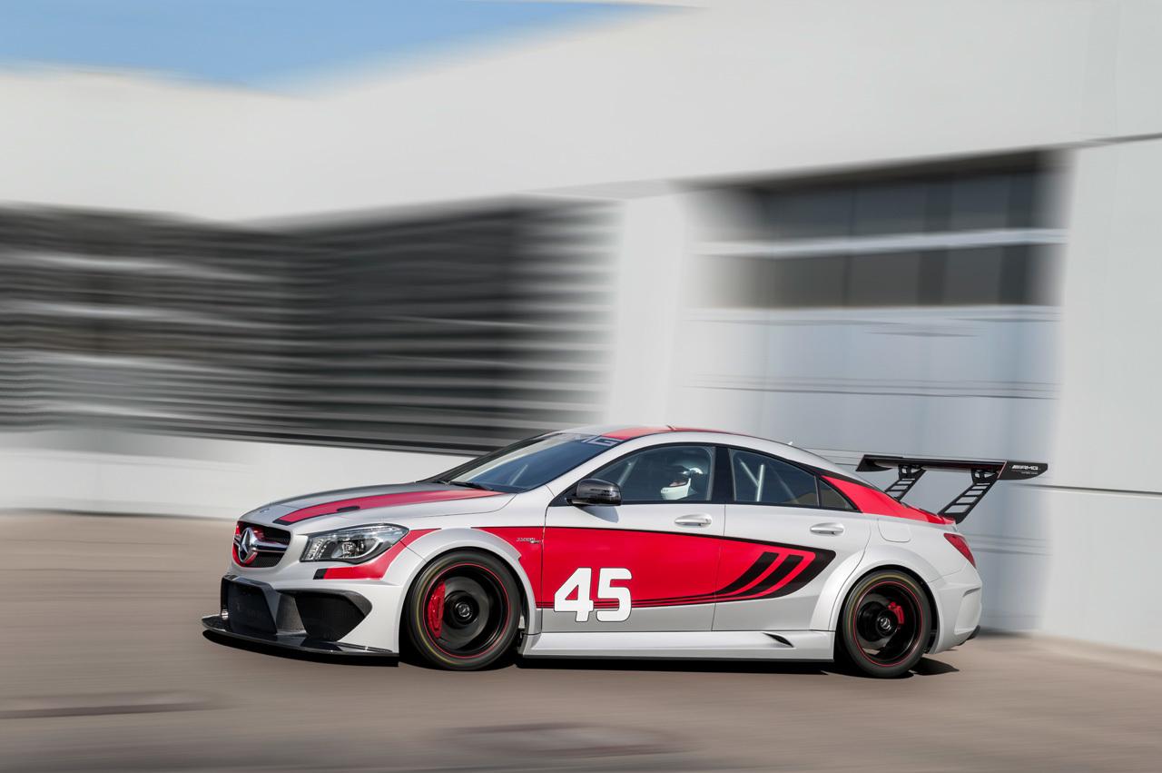 Foto de Mercedes-Benz CLA 45 AMG Racing Series (1/9)