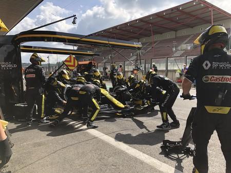 Ricciardo Spa F1 2020