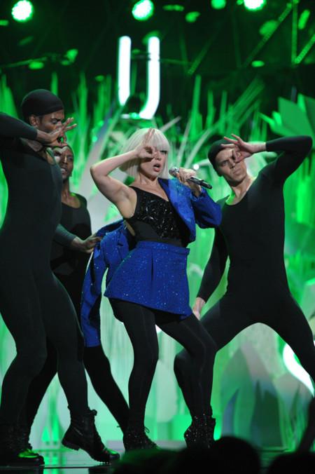 Grease Lady Gaga MTV Video Music Awards 2013