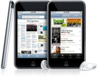 iPod Touch y iPhone con radio FM en la mano de Apple