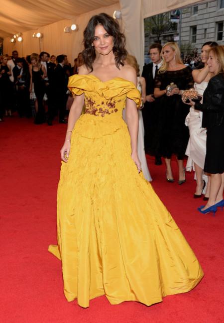 Karolina Marchesa MET 2014 mejor vestidas