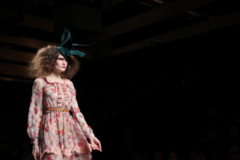 Foto de Alma Aguilar en la Cibeles Madrid Fashion Week Otoño-Invierno 2011/2012 (6/126)