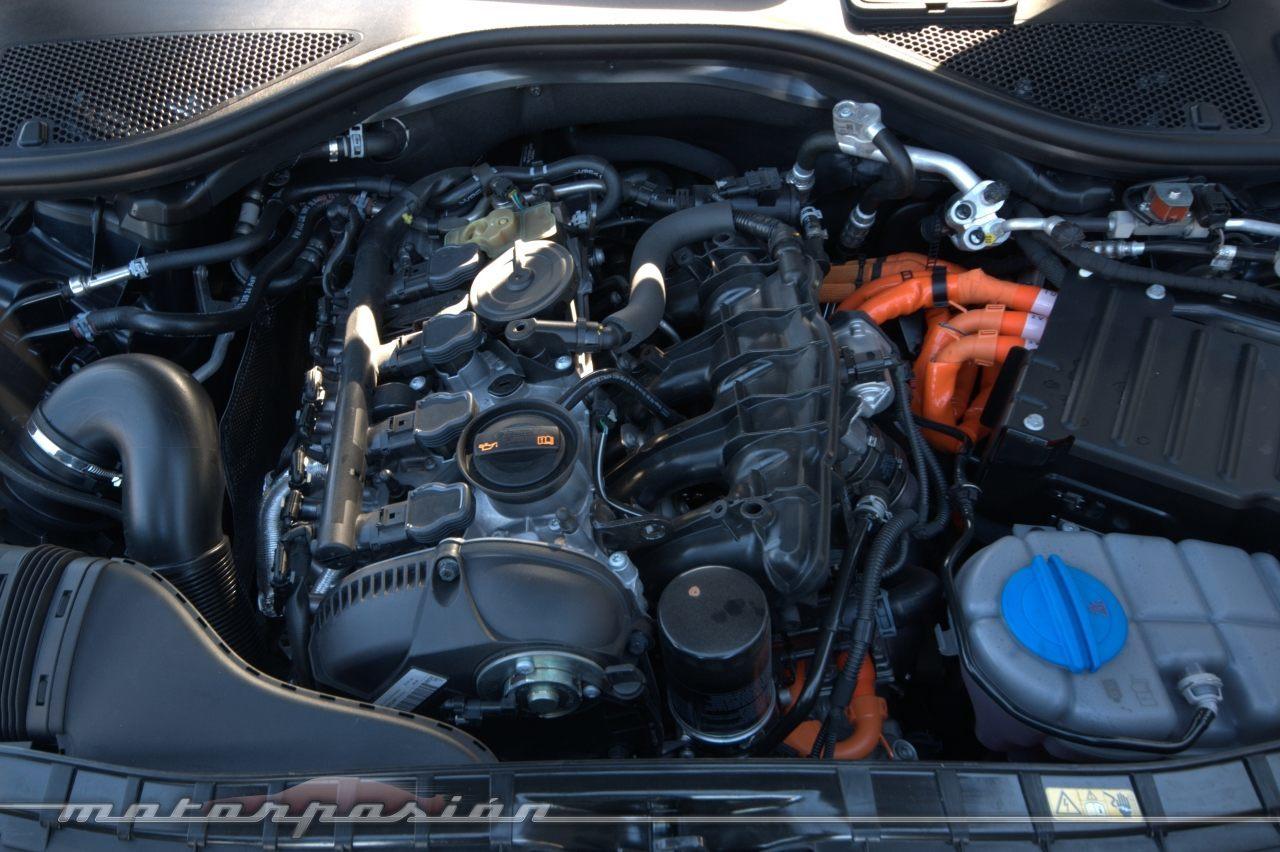 Foto de Audi A6 hybrid (prueba) (35/120)
