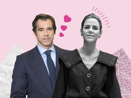 """Así es Fernando Ligués, el nuevo """"ligue"""" de Amelia Bono: de cuarenta y siete años, financiero de éxito y ricachón"""
