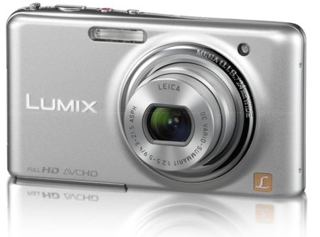 Panasonic quiere hacer la competencia a Photoshop con sus Lumix FX78
