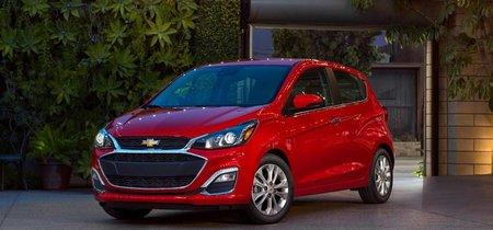 Chevrolet Spark 2019: Precios, versiones y equipamiento en México