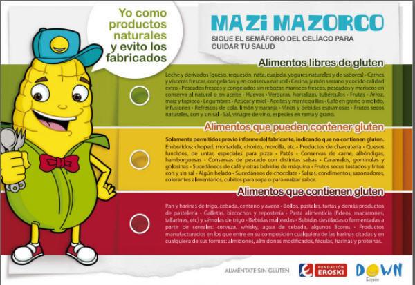 Fichas Mazi Mazorco