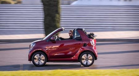 Probamos los smart EQ fortwo y smart EQ forfour 2020