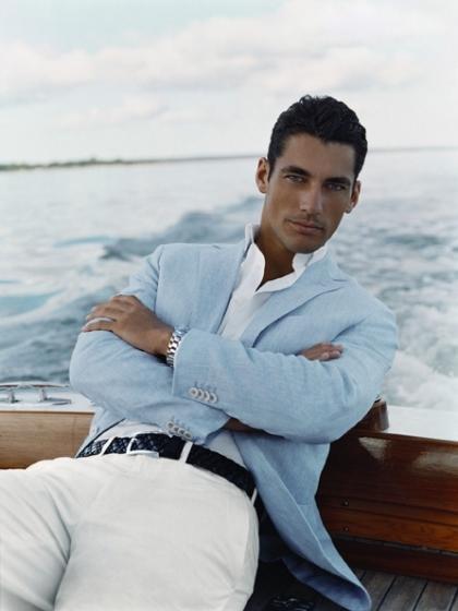 David Gandy El Modelo Perfecto