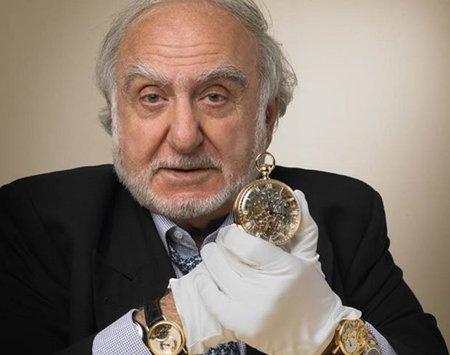Nicolas Hayek, Mr. Swatch, fallece a los 82 años en sus oficinas de Suiza