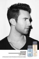 Adam Levine, otro famoso con su propia marca de perfumes