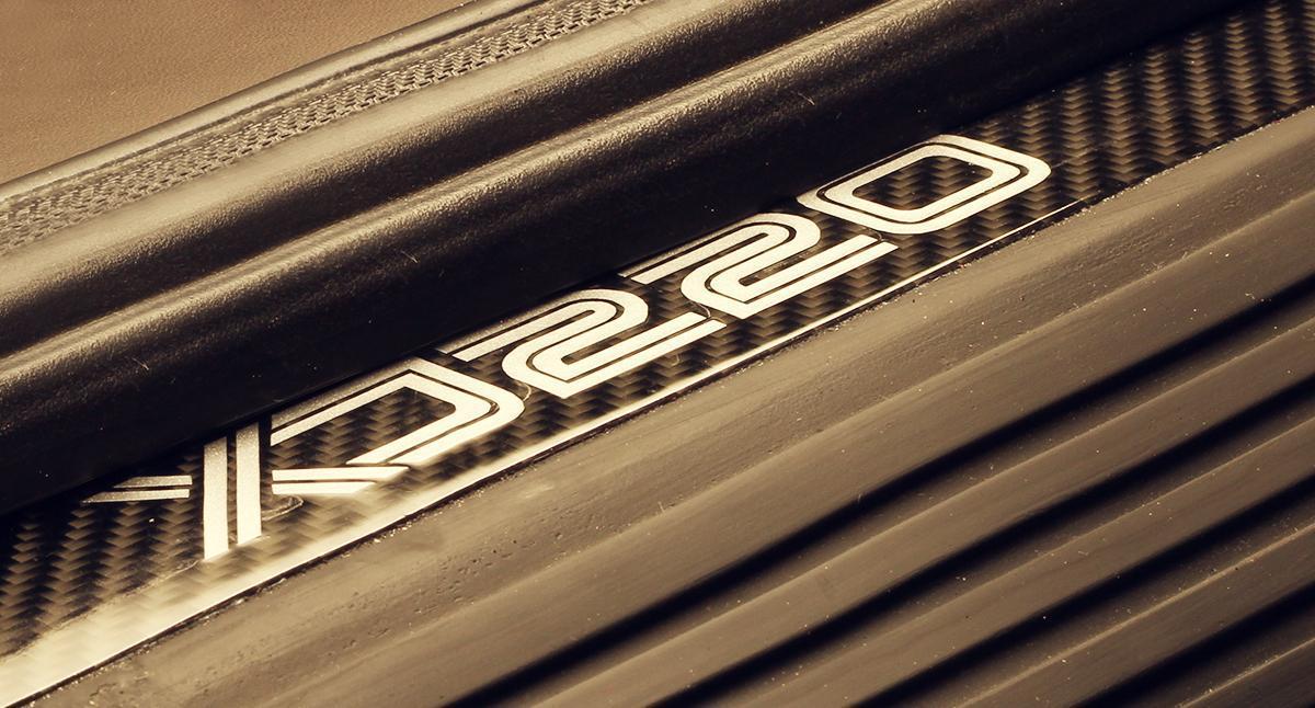 Foto de Jaguar XJ220 por Overdrive AD (8/21)