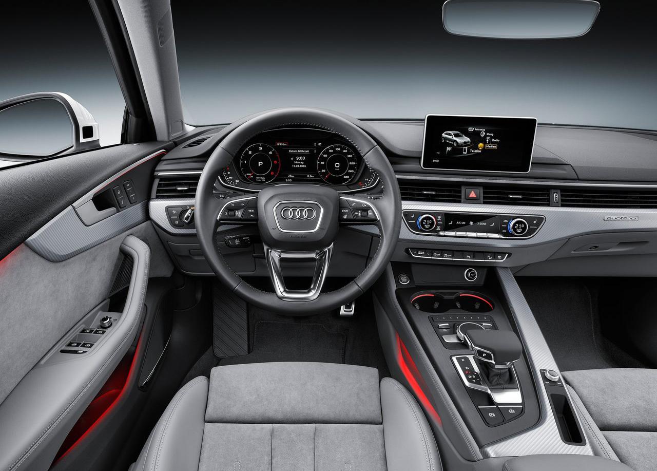 Foto de Audi A4 allroad quattro (11/14)