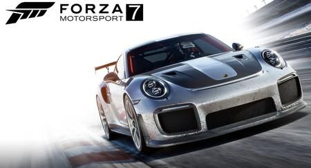 Forza Motorsport 7: más de 20 minutos de gameplay con Major Nelson y Janina Gavankar de copilotos