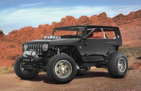 Jeep R Quicksand Concept