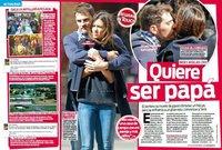 Si Iker Casillas quiere niños, nosotros le ponemos la guardería