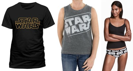 Camisetas Star Wars 2