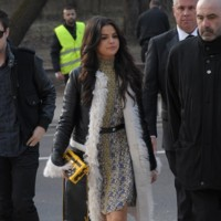 Selena Gómez en Louis Vuitton