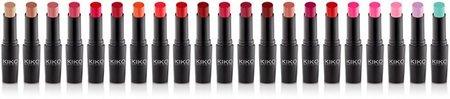 Kiko lanza 21 barras de labios ultra brillantes con FPS 15