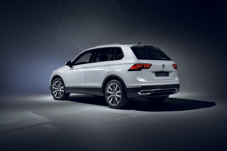 Volkswagen Tiguan 2020 Phev